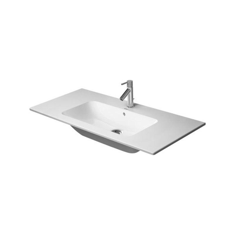 DURAVIT ME by Starck 103 x 49 cm umývadlo nábytkové 3 otvory 2336100030