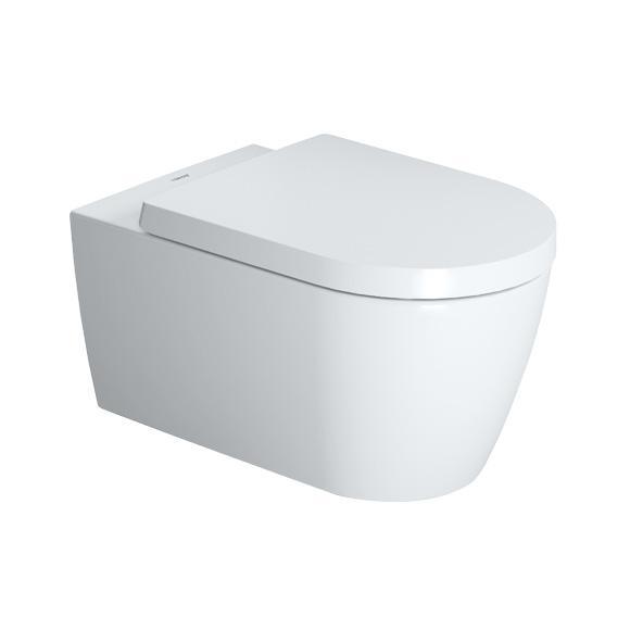 DURAVIT Me by Starck 37 x 57 cm misa WC závesná Rimless 2529090000