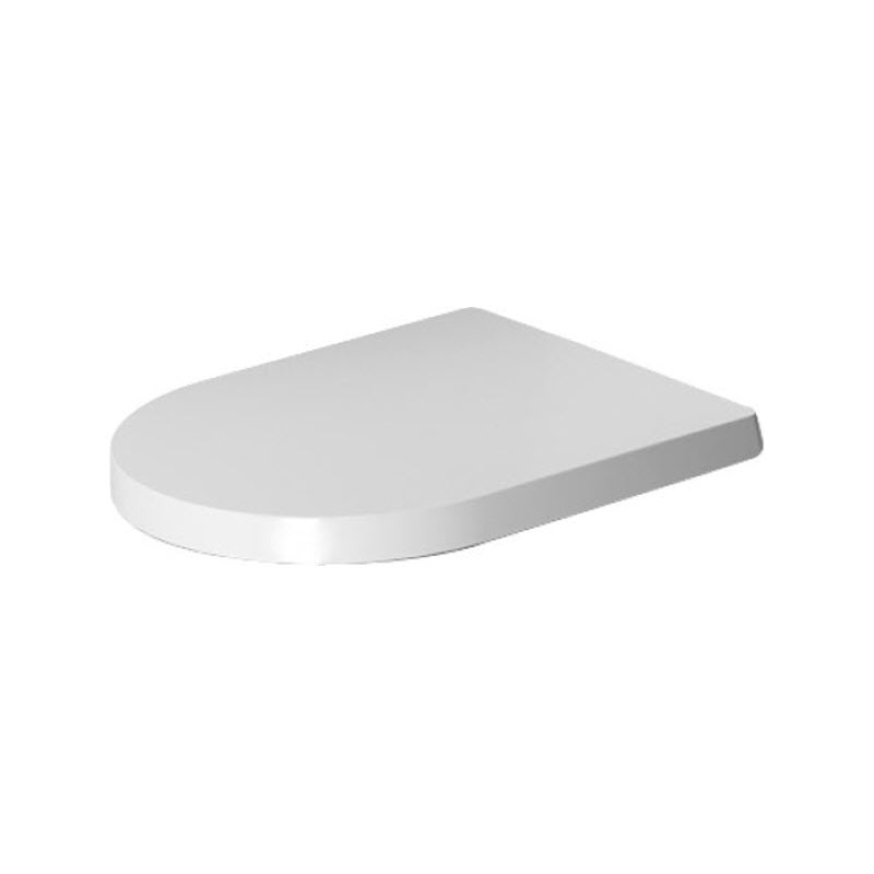 DURAVIT Me by Starck sedátko WC bez SoftClose, biele 0020010000