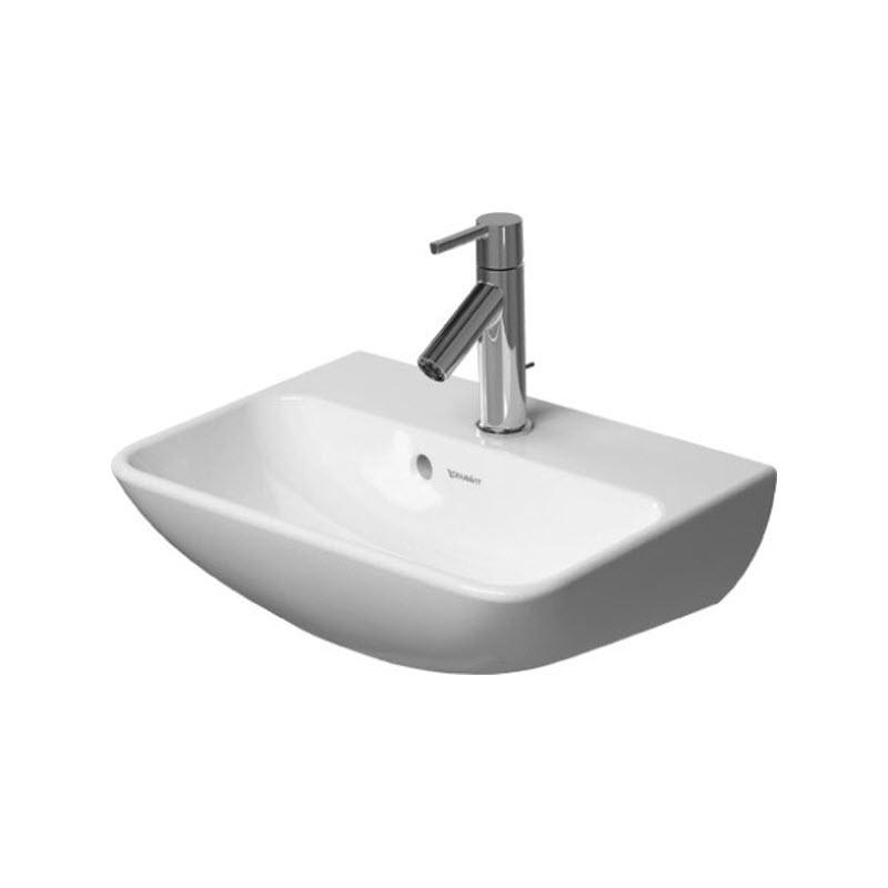 DURAVIT ME by Starck umývadlo 45 x 32 cm biele 0719450000