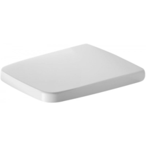 DURAVIT PURA VIDA sedátko WC biele so SoftClosing 0069190000
