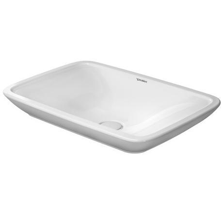 DURAVIT PURA VIDA umývadlo na dosku 70x45