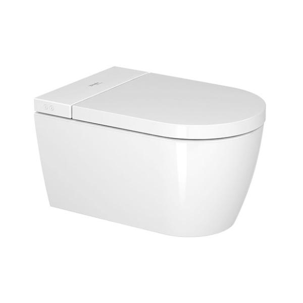 DURAVIT SensoWash Starck F Plus Compact - bidetové sedátko s keramikou, 650000012004320
