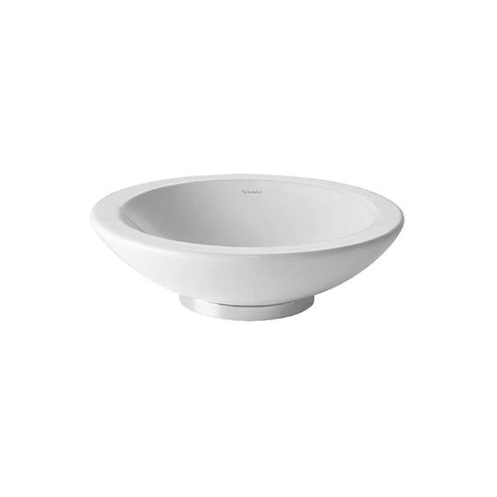 DURAVIT umývadlo na dosku miska BAGNELLA 48 cm bez prepadu biela 0451480000