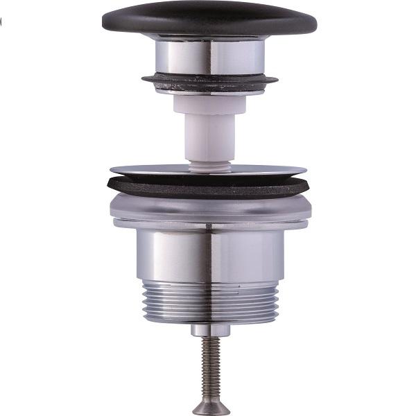 DURAVIT ventil umývadlový Push-Open s matnou antracitovou krytkou 0050791300