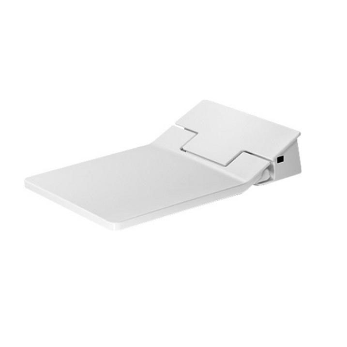 DURAVIT Vero Air SensoWash Slim - Elektronická bidetová doska SensoWash Slim, SoftClose, alpská biela 611300002304300