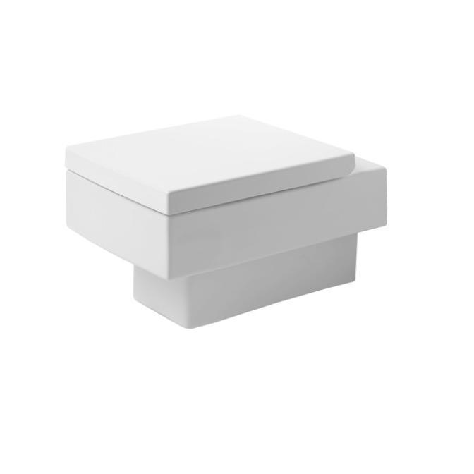 DURAVIT VERO misa WC závesná  37 x 54 biela WG