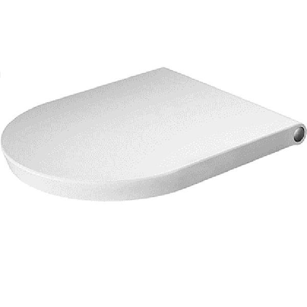 Duravit WHITE TULIP WC sedátko s pozvoľným sklápaním SoftClose 0027090000