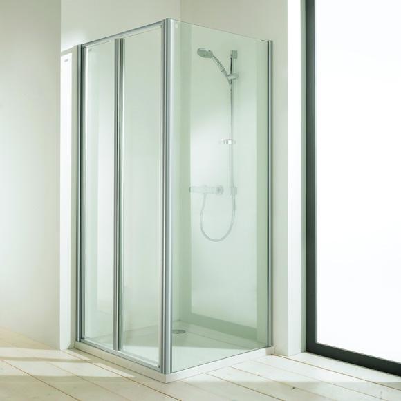 dvere sprchové CLASSICS ELEGANCE PT 1200 lietacie str.lesklá číre sklo AP