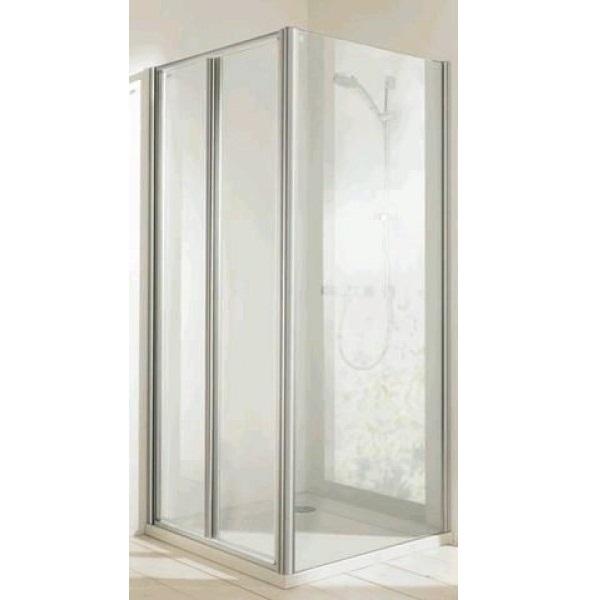 dvere sprchové CLASSICS ELEGANCE PT 750 lietacie str.lesklá číre sklo AP