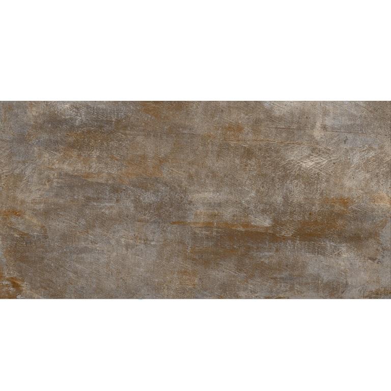 ECOCERAMIC Steeltech Oxido dlažba 60 x 120 cm leštená lesklá REKT