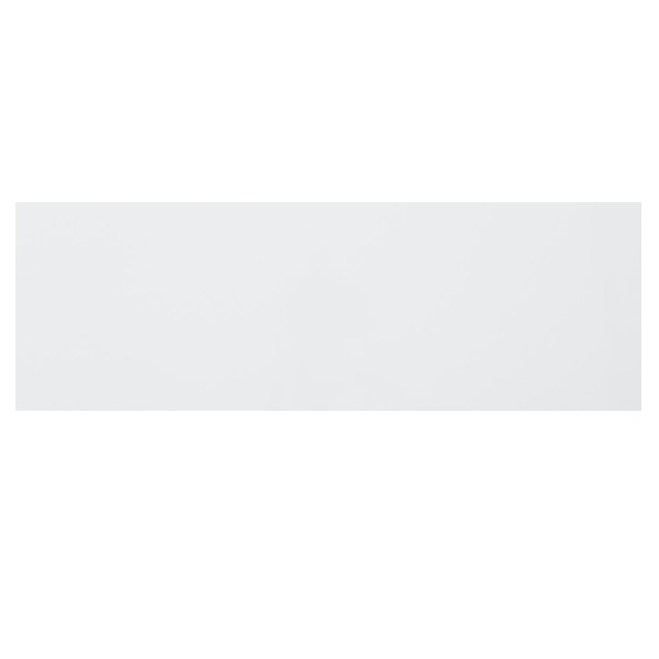 ECOCERAMICA BLANCOS obklad 40 x 120 biely lesklý REKT.