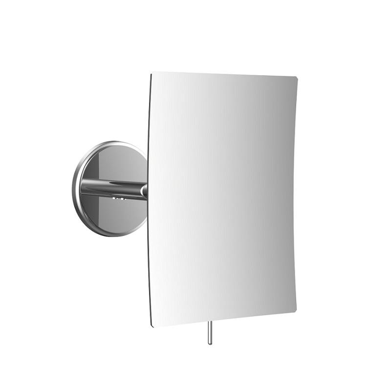 EMCO Art kozmetické nástenné zrkadlo obdĺžnikové chróm 109400103