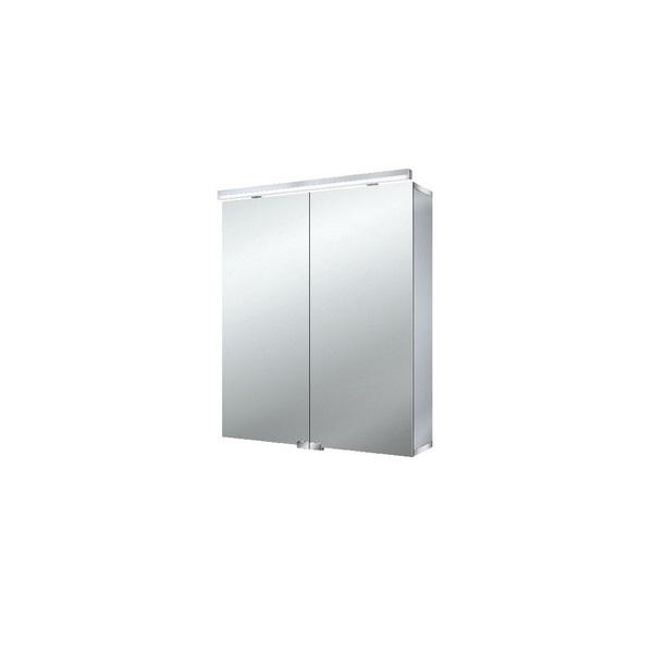 EMCO Asis Pure skrinka zrkaldová 60 cm s Led osvetlením 979705081