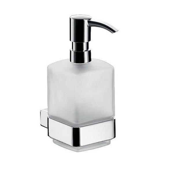 EMCO Loft dávkovač na mydlo sklo chróm 052100101