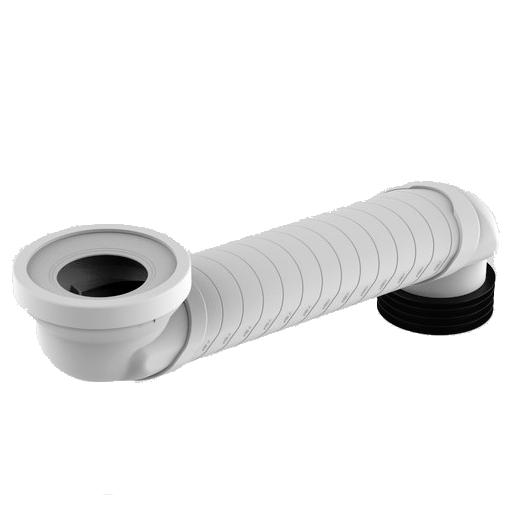 etážka WC SANIT odtoková podlahová  DN90 d.60-350mm
