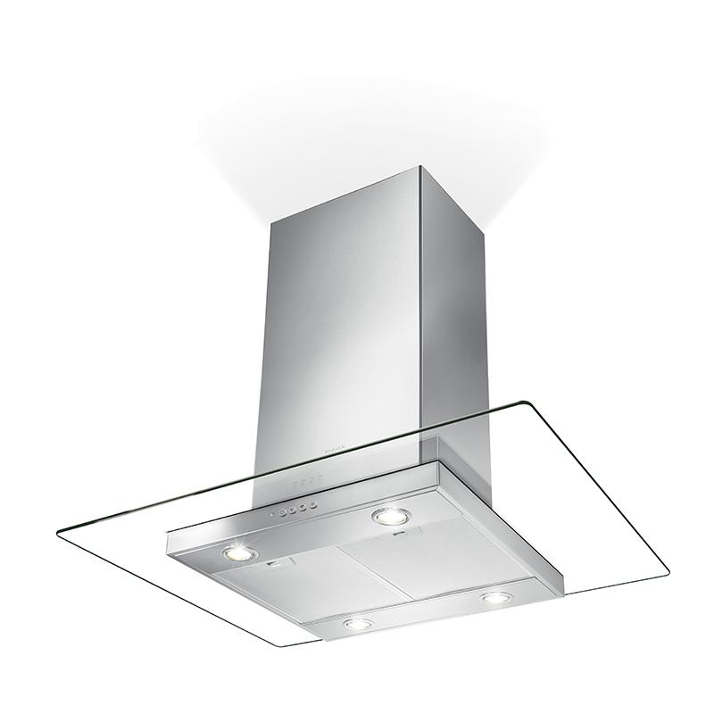 FABER GLASSY ISOLA/SP EV8 X/V NS A90 odsávač pár