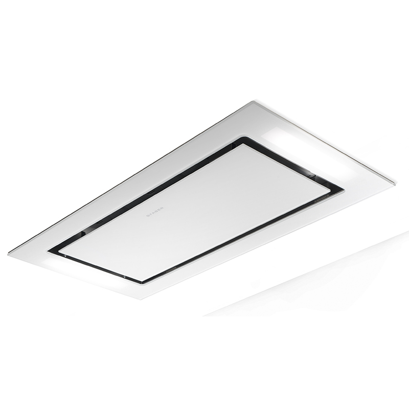 FABER HEAVEN GLASS 2.0 FLAT WH K-LINK A 90