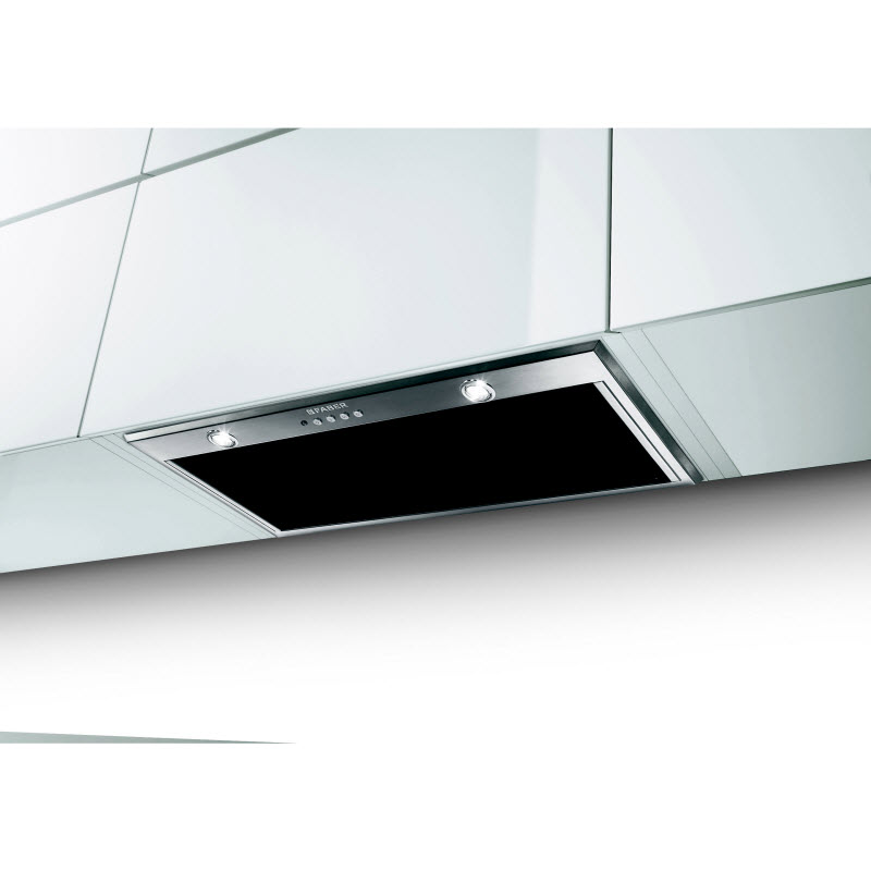 FABER INCA LUX GLASS A52 X/BK odsávač vstavaný