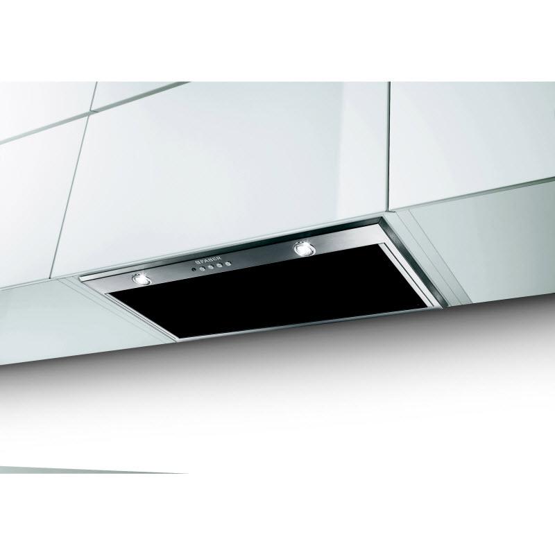 FABER INCA LUX GLASS A70 X/BK odsávač vstavaný