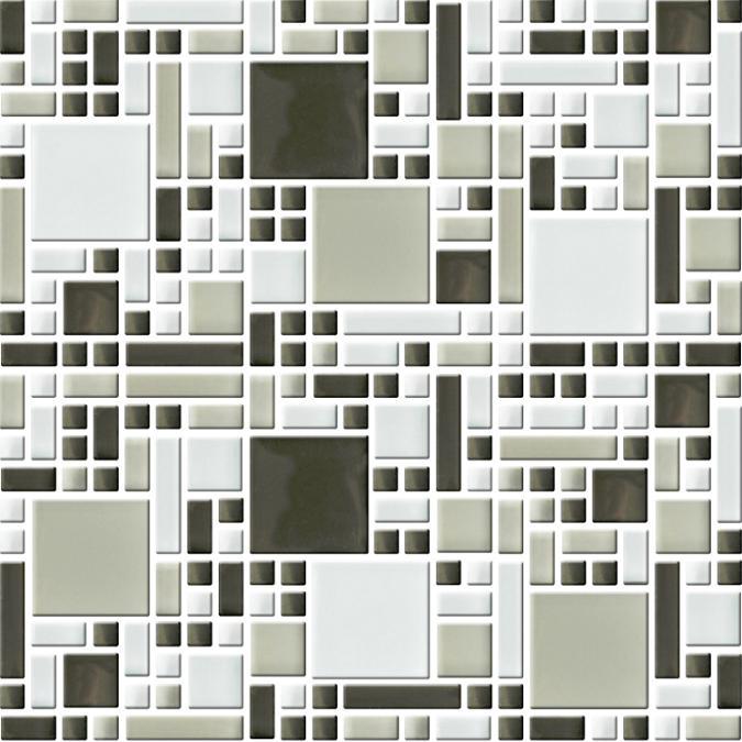 FORMOSA Formosa 30 x 30 cm mozaika sklenená  AMGL08XX068