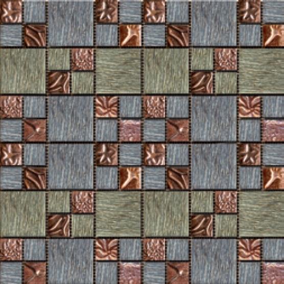 FORMOSA Formosa 30 x 30 cm mozaika sklenená  AMGL08XX078