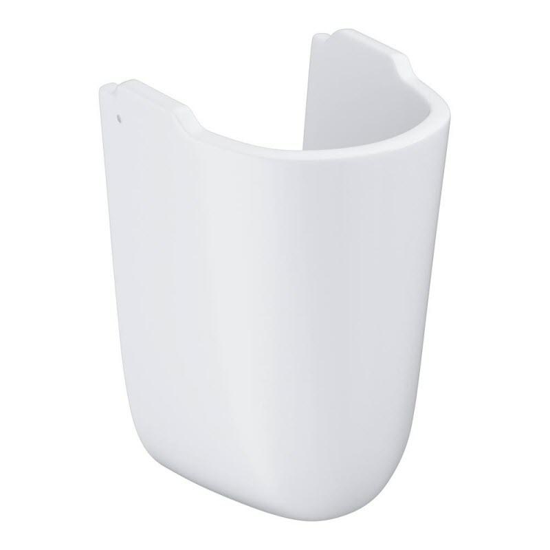 GROHE Bau Ceramic polostĺp k umývadlu  39426000