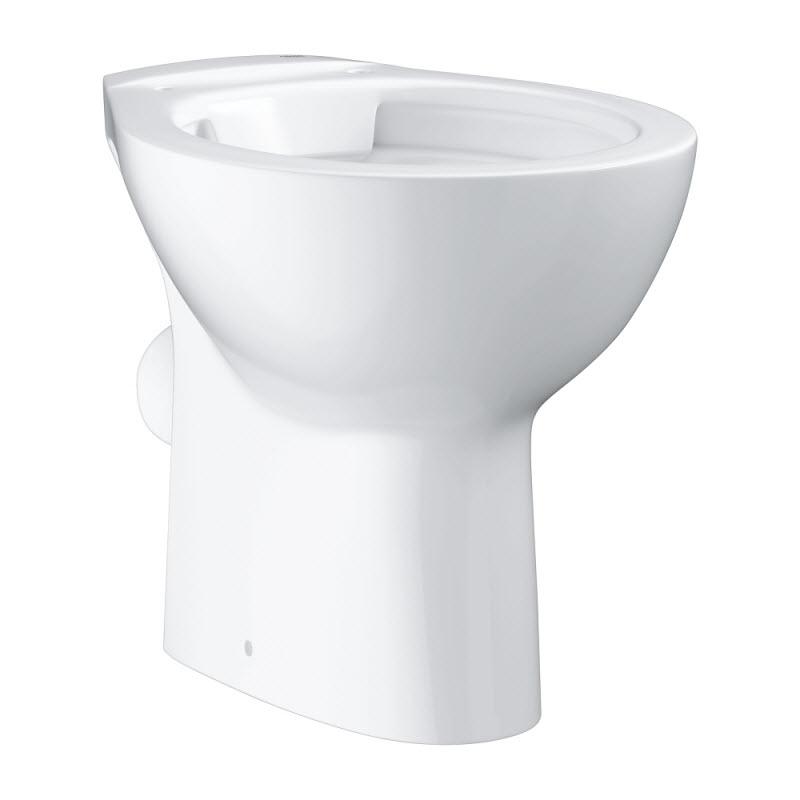 GROHE Bau Ceramic stojaca WC misa s Rimless rovný odpad 39430000