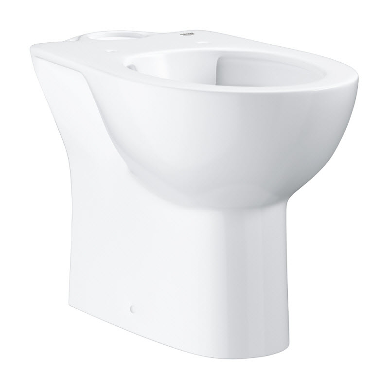 GROHE Bau Ceramic stojaca WC misa s Rimless rovný odtok 39349000