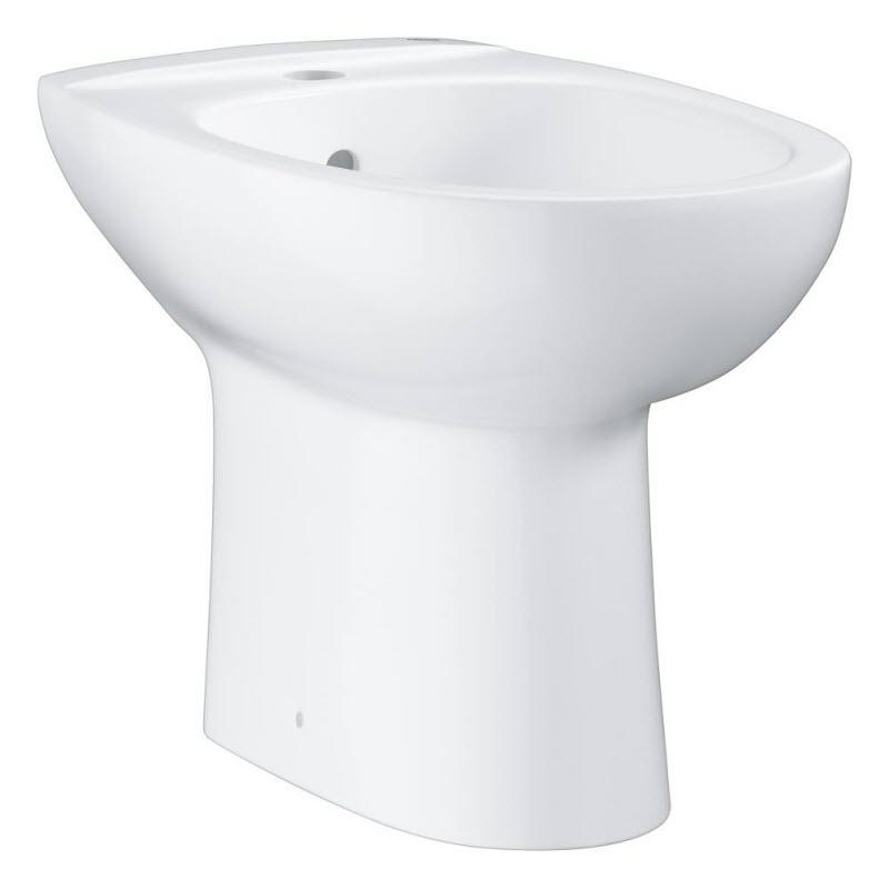 GROHE Bau Ceramic stojaci bidet s prepadom 39432000
