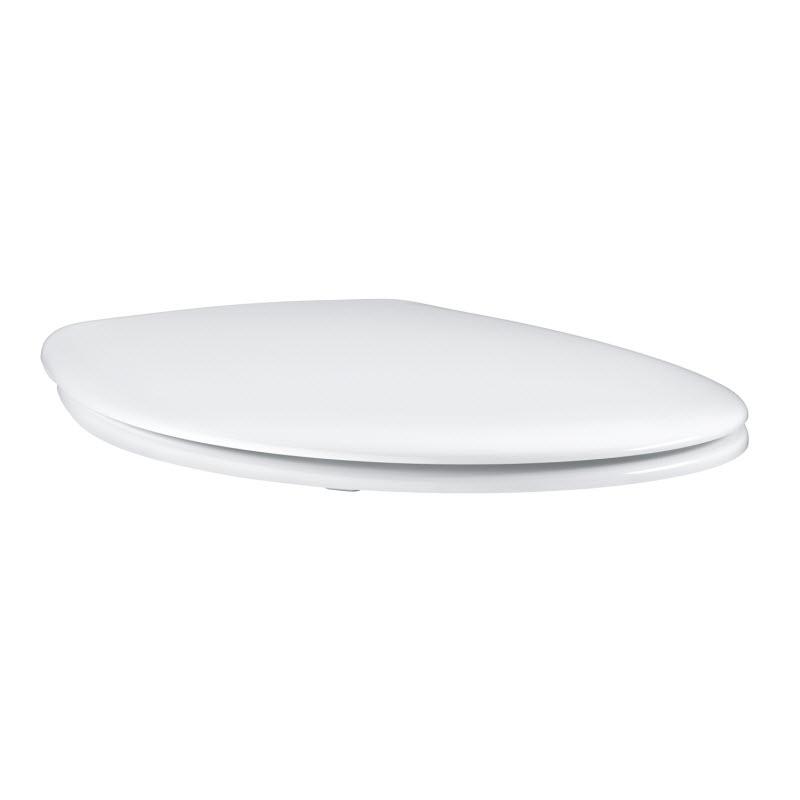 GROHE Bau Ceramic WC sedátko SoftClose, QuickRelease biele  39493000