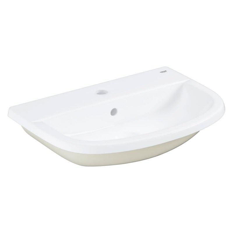 GROHE Bau Ceramic zápustné umývadlo 55 cm s prepadom 39422000