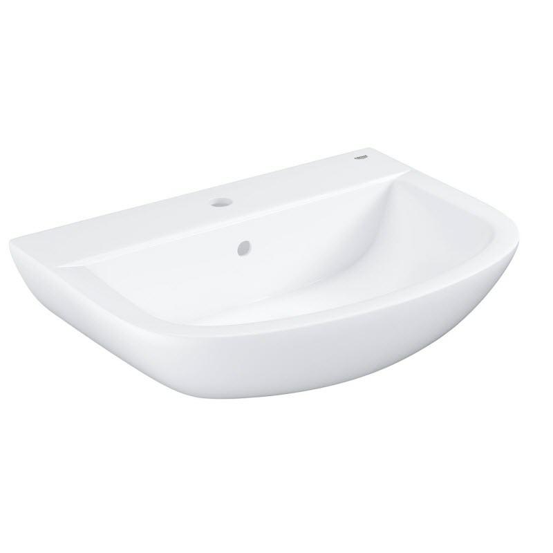 GROHE Bau Ceramic závesné umývadlo 65 cm s prepadom 39420000