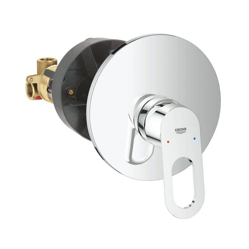 GROHE BAULOOP sprchová podomietková batéria s integrovaným podomietkovým telesom chróm 29080000