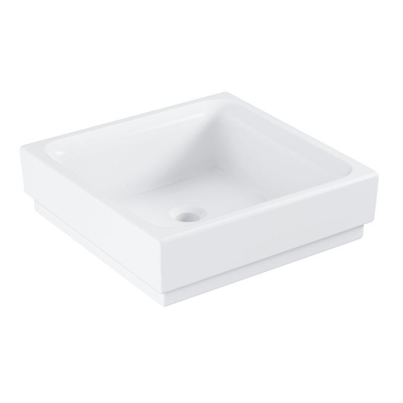 GROHE Cube Ceramic umývadlo na dosku 40 cm PureGuard 3948200H