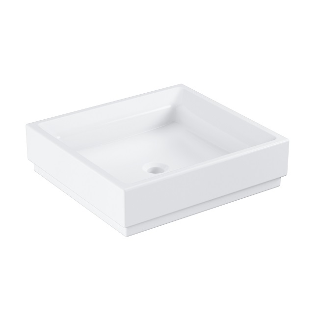 GROHE Cube Ceramic umývadlo na dosku 50 cm PureGuard 3948100H