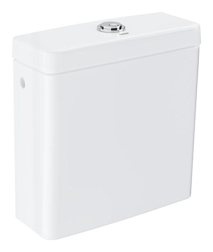 GROHE Essence splachovacia nádrž bočný prívod alpská biela 39578000