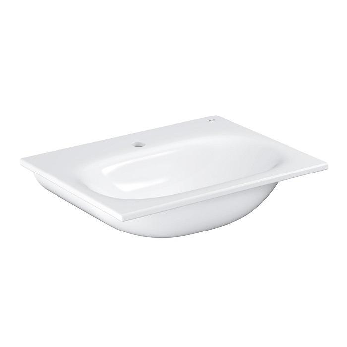 GROHE Essence umývadlo s prepadom 60 x 46 cm, PureGuard alpská biela 3956800H