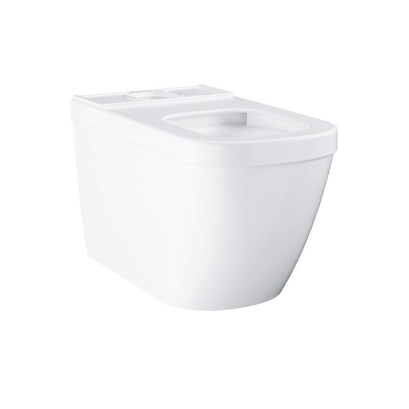 GROHE Euro Ceramic misa WC kombi Rimless, Triple Vortex, PureGuard 3933800H