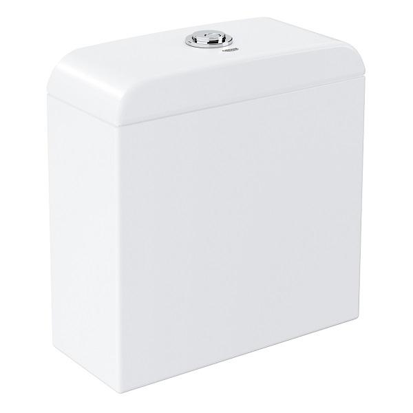 GROHE Euro Ceramic splachovacia nádržka napúšťanie spodné ku kombi WC mise 39332000