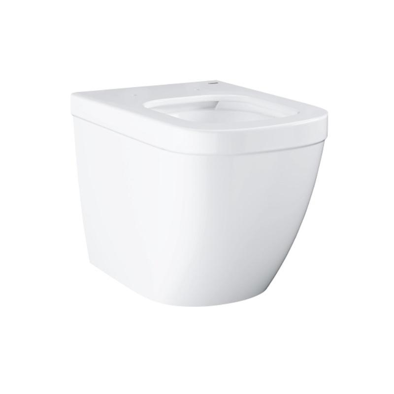 GROHE Euro Ceramic stojaca WC misa s Rimless, Triple Vortex,  39339000