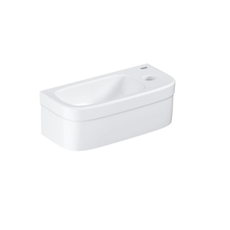 GROHE Euro Ceramic umývadielko 37 bez prepadu PureGuard 3932700H