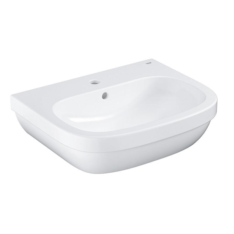GROHE Euro Ceramic umývadlo 60 s prepadom PureGuard 3933500H
