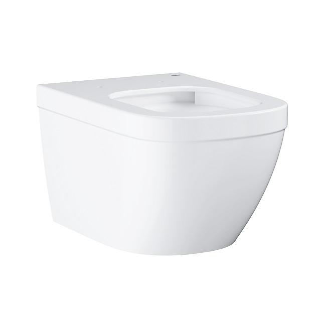 GROHE Euro Ceramic závesná WC misa 37 x 54 Rimless, Triple Vortex 39328000