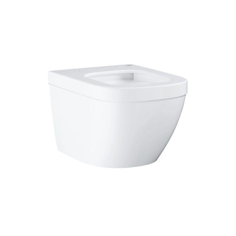 GROHE Euro Ceramic závesná WC misa Rimless, Triple Vortex, PureGuard 3920600H