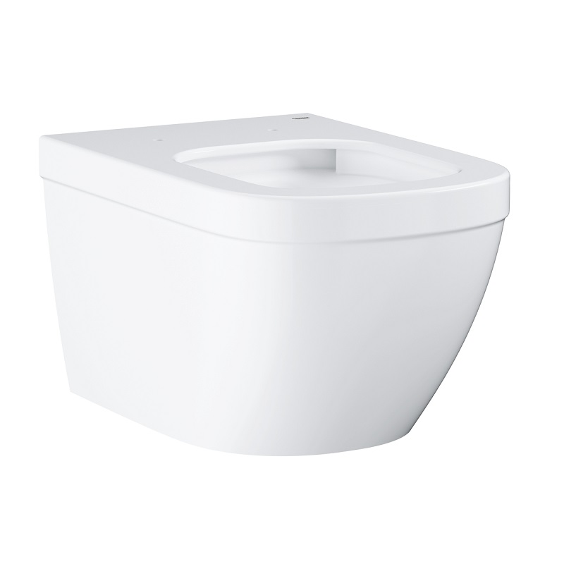 GROHE Euro Ceramic závesná WC misa Rimless, Triple Vortex PureGuard 3932800H
