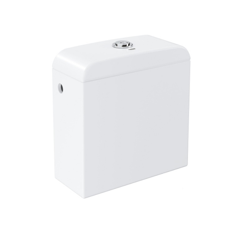 GROHE EuroCeramic splachovacia nádržka napúšťanie  bočné ku kombi WC mise 39333000