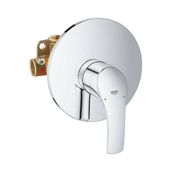 GROHE Eurosmart sprchová podomietková batéria, chróm 33556002