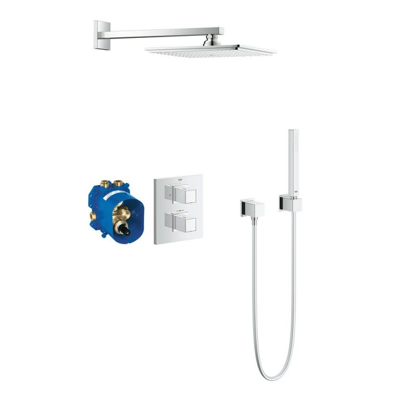 GROHE GROHTHERM Cube set sprchový  34506000