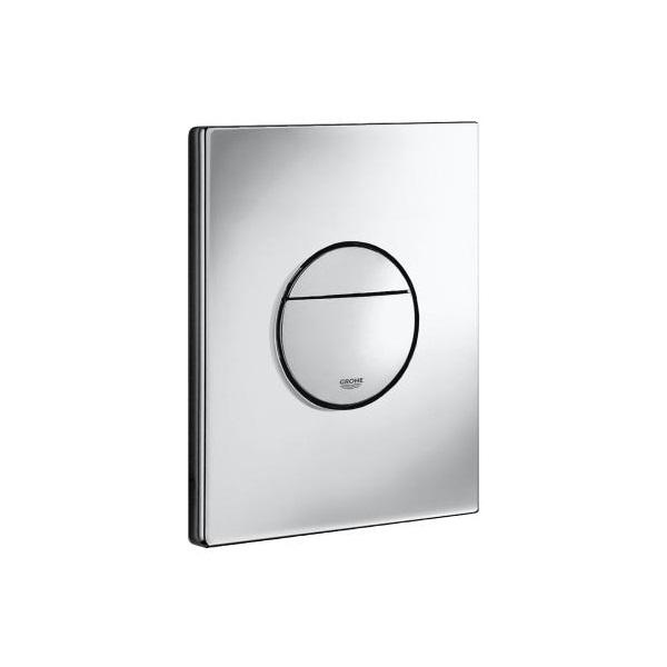 GROHE Nova Cosmopolitan ovládacie tlačítko WC horizontál/vertikál chróm, 38765000